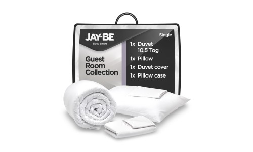 3ft Single Guest Bedding Set