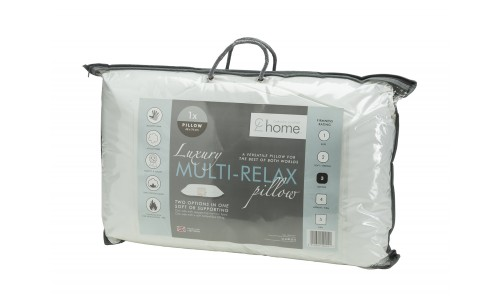 Memory Foam Dual Pillow