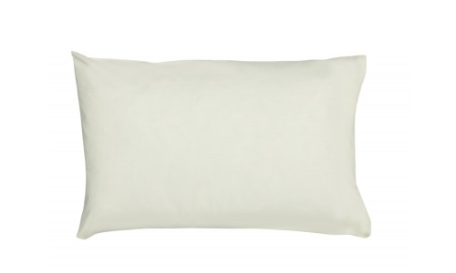 Source 5 Flame Resistant Hollowfibre Fill Cotton Cover Pillow
