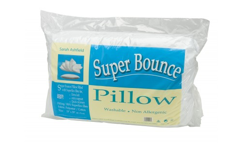Superbounce Pillow
