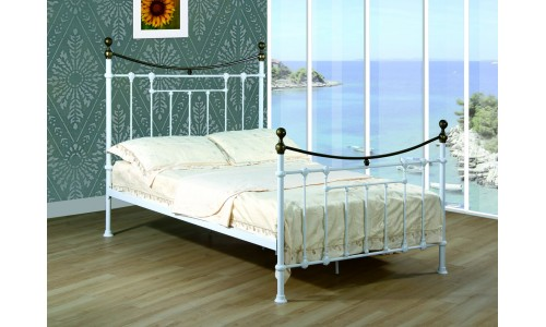 Lizzie Metal Bed Frame