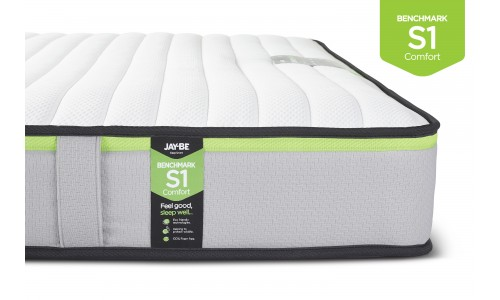 Jay-Be Benchmark Comfort Mattress