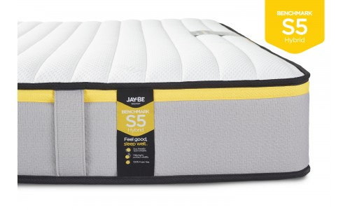 Jay-Be Benchmark Hybrid Mattress